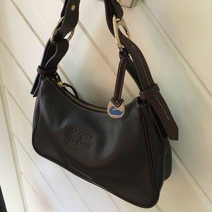Dooney & Bourke Saffiano Pebbled Leather